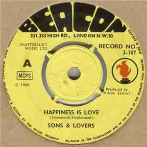 Sons & Lovers - Happiness Is Love mp3 download