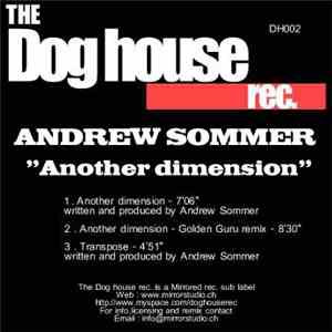 Andrew Sommer - Another Dimension mp3 download