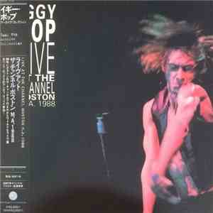 Iggy Pop - Live At The Channel 7-19-88 mp3 download
