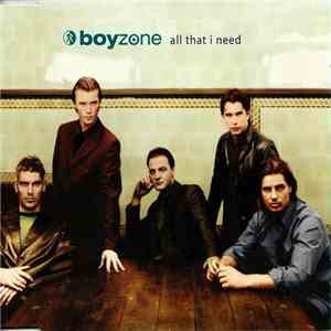 Boyzone - All That I Need mp3 download