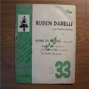 Ruben Darelli Y Su Sonora Latina - Rumba en Navidad mp3 download