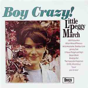 Little Peggy March - Boy Crazy! mp3 download