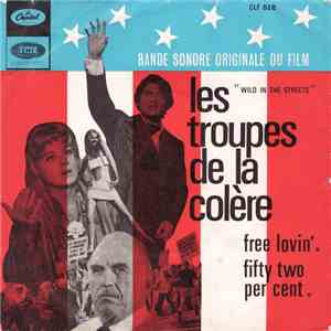 Max Frost And The Troopers - Bande Sonore Originale Du Film Les Troupes De La Colère (Wild In The Streets) mp3 download