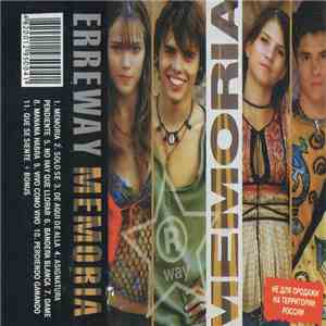 Erreway - Memoria mp3 download